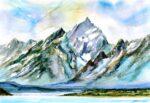 Jackson Lake Tetons